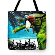 The Great Bird Of Casablanca Tote Bag