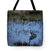 The Great Blue Calm Tote Bag