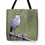 The Great Blue Tote Bag