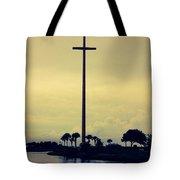 The Great Cross Tote Bag