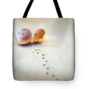 The Great Eggscape Tote Bag
