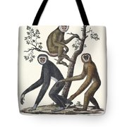 The Great Gibbon Tote Bag
