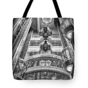 The Great Glass Elevators Tote Bag