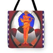 The Great God Pan Plays Tote Bag