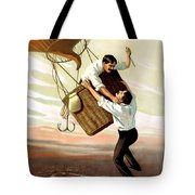 The Great Ruby Tote Bag