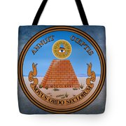 The Great Seal Of The United States Reverse Tote Bag