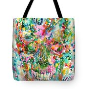 The Great Smile Tote Bag