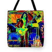 The Great Sun Jester Tote Bag