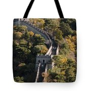 The Great Wall 629 Tote Bag