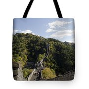 The Great Wall 649 Tote Bag