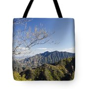 The Great Wall 834 Tote Bag