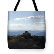 The Great Wall 855 Tote Bag
