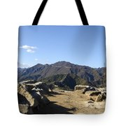 The Great Wall 858 Tote Bag