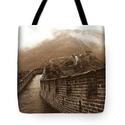 The Great Wall Card Tote Bag