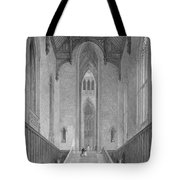 The Great Western Hall Leading Tote Bag