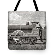The Greater Britain Passenger Tote Bag
