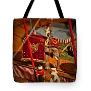 The Greatest Show On Earth -1 Tote Bag