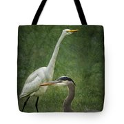 The Greats - Birds That Is... Tote Bag