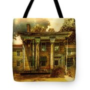 The Greek Revival That Needs Revival Tote Bag