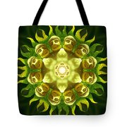 The Green Buddha Tote Bag