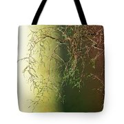 The Green End Of The Spectrum  Tote Bag