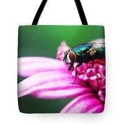 The Green Fly Tote Bag