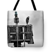 The Green Light Tote Bag