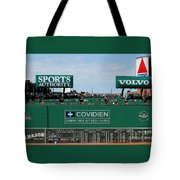 The Green Monster 99 Tote Bag by Tom Prendergast