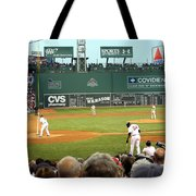 The Green Monster Tote Bag