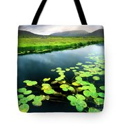 The Green Of Our Land Tote Bag
