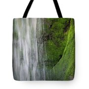 The Green Side Tote Bag