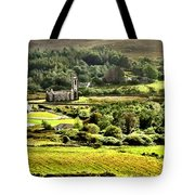 The Green Valley Of Poisoned Glen Tote Bag