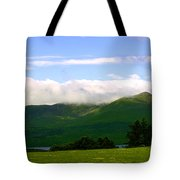 The Greens Of Ireland Tote Bag