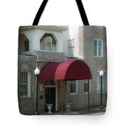 The Greystone Hotel Tote Bag