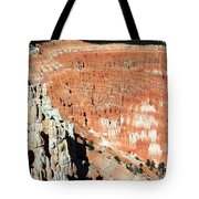 The Grotto At Bryce Canyon Tote Bag