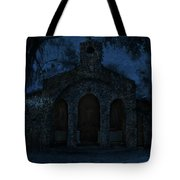 The Grotto By Moonlight Tote Bag