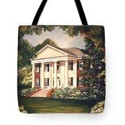 The Grove Tallahassee Florida Tote Bag