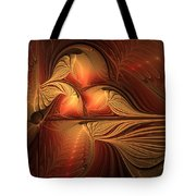 The Guardian Of Light Tote Bag