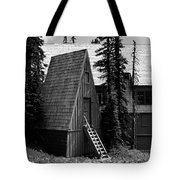 The Guide House At Paradise Tote Bag