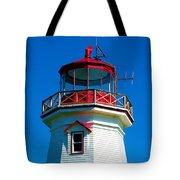 The Guiding Light Tote Bag