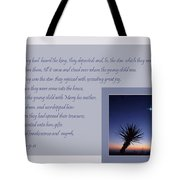 The Guiding Star Tote Bag