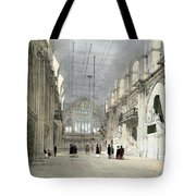 The Guildhall, Interior, From London As Tote Bag