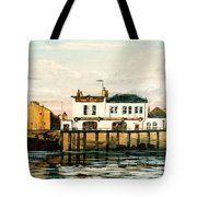 The Gun Public House Isle Of Dogs London Tote Bag