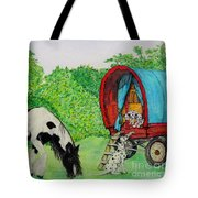 The Gypsies Tote Bag