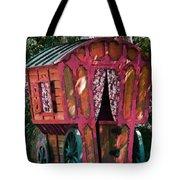The Gypsy Caravan  Tote Bag