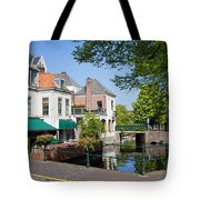 The Hague In The Netherlands Tote Bag