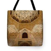 The Hall Of The Arabian Nights Tote Bag