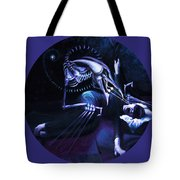 The Hallucinator Tote Bag