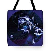 The Hallucinator Tote Bag