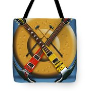 The Hammer Tote Bag by Mike McGlothlen